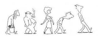 Posture varie